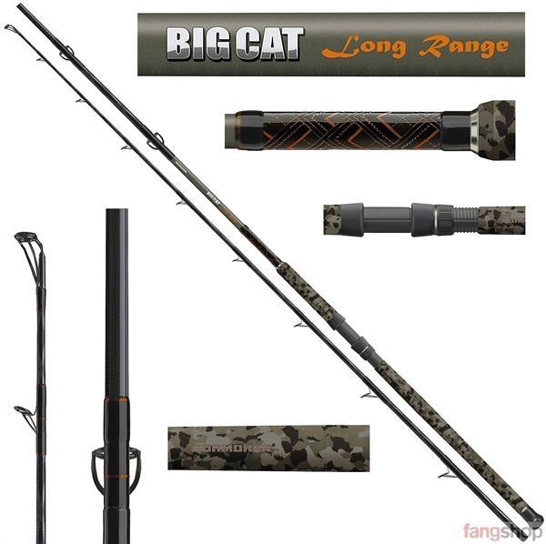 Cormoran BIG CAT Wallerruten 2-teilige Welsrute alle Längen Wurfgewichte Ebro