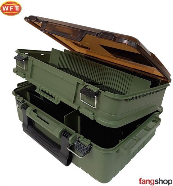 WFT MEIHO VS 3078 green , clear lid