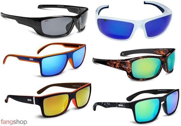 Rapala Visiongear Sunglasses Polbrille Angelbrille Entspiegelung versch. Sorten