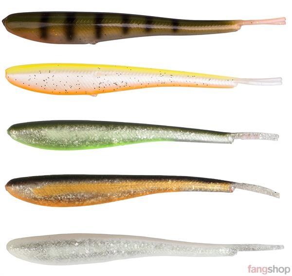 Salzwasser Meeresangeln 2 Gummis+1 jighead Savage Gear 3D Sardine 13,5cm 41g
