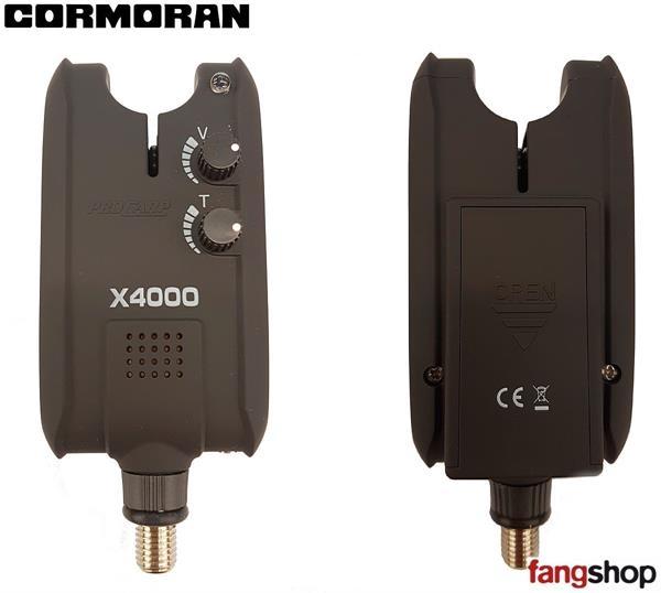 Cormoran Pro Carp X-4000 Bissanzeiger
