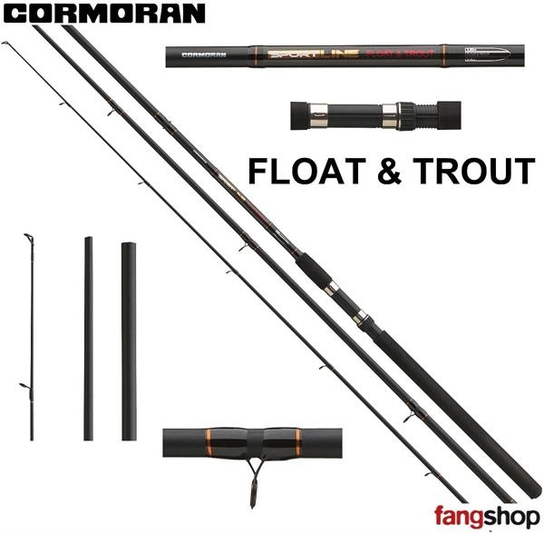 Cormoran Sportline Float & Trout