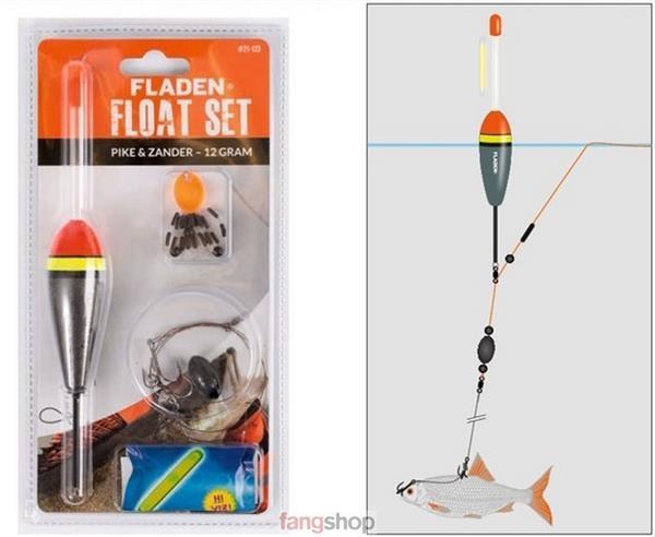 Fladen Spinner angeln Allround Set 6-12g 6 Stück