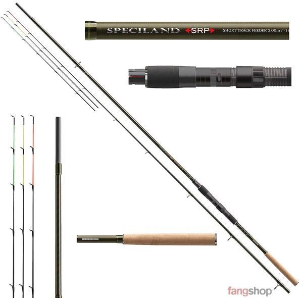 Angelrute für Brassen und Karpfen Okuma Feederrute Ceymar 3,90m 60-120g