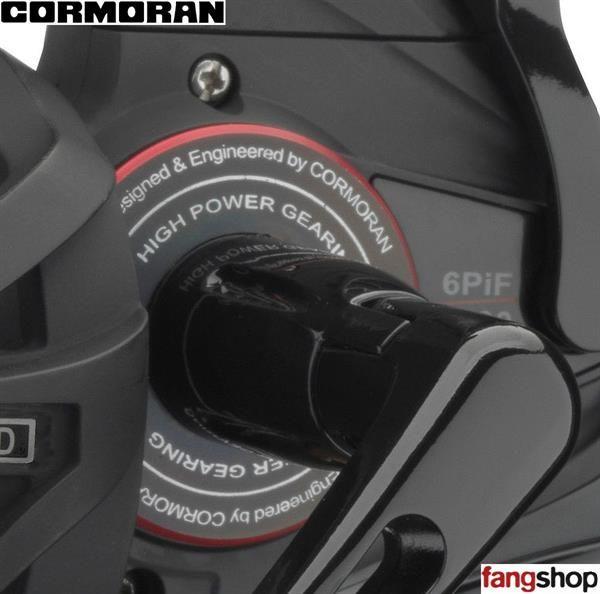 Cormoran Pro Carp-GBR 6PiF 4500 5000 5500 Freilaufrolle Karpfenangel Freerunreel